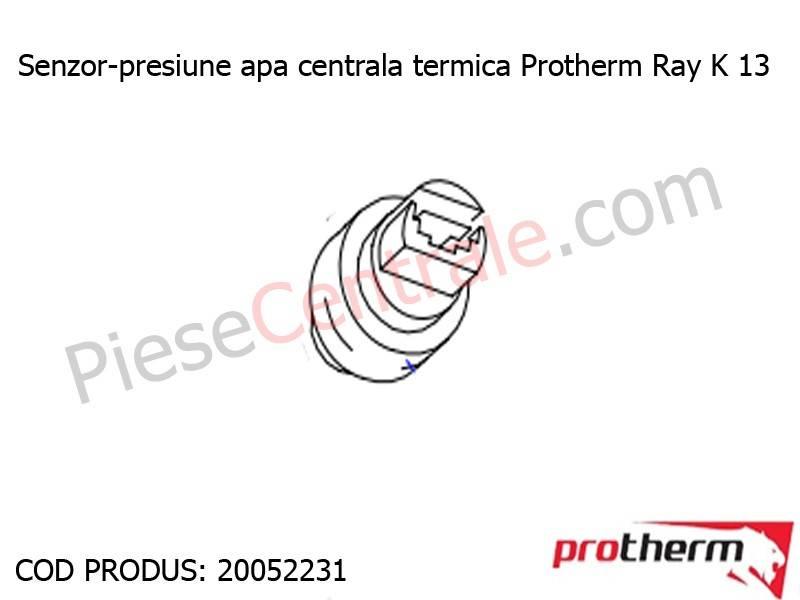 Poza Senzor-presiune apa centrala termica Protherm Ray K 13