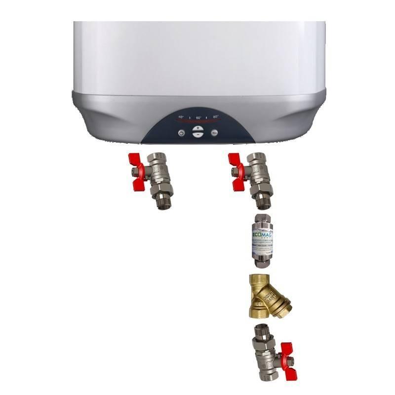 Poza Pachet premium montaj boiler electric