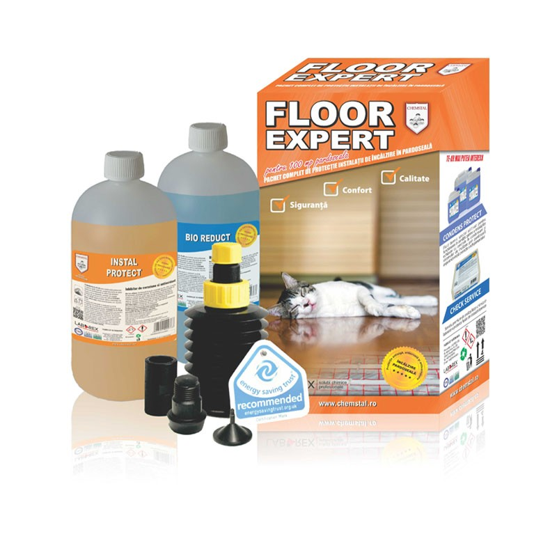 Poza Pachet intretinere instalatie incalzire in pardoseala Floor Expert. Poza 8054