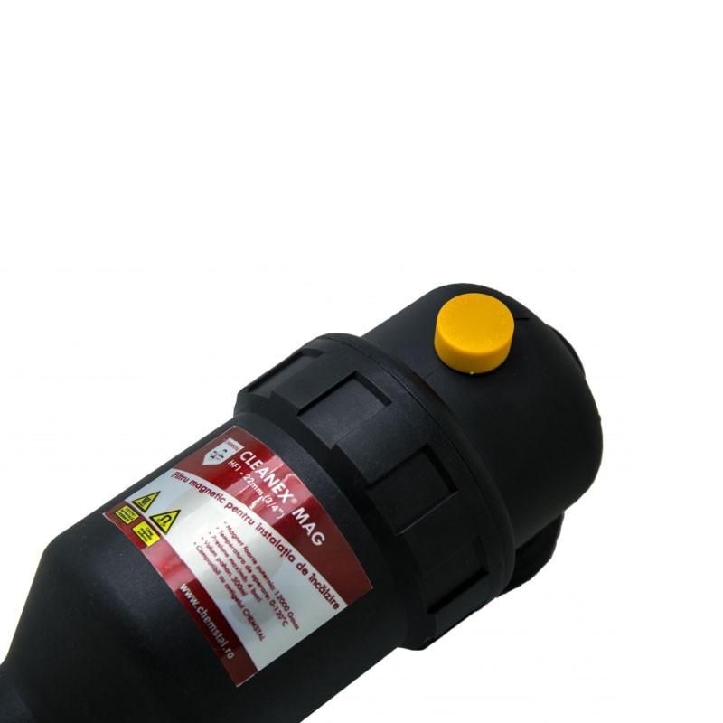 """Poza Filtru antimagnetita Cleanex MAG HF1 3/4"""". Poza 8063"""