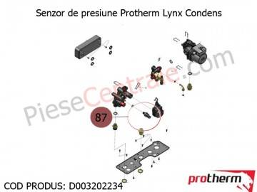 Poza Senzor de presiune centrala termica Protherm Lynx Condens