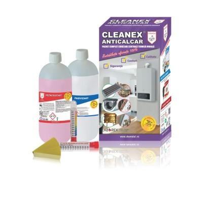 Poza Pachet de curatare pentru centrale termice Cleanex Anticalcar. Poza 8056